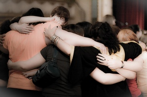 compassion-group-hug