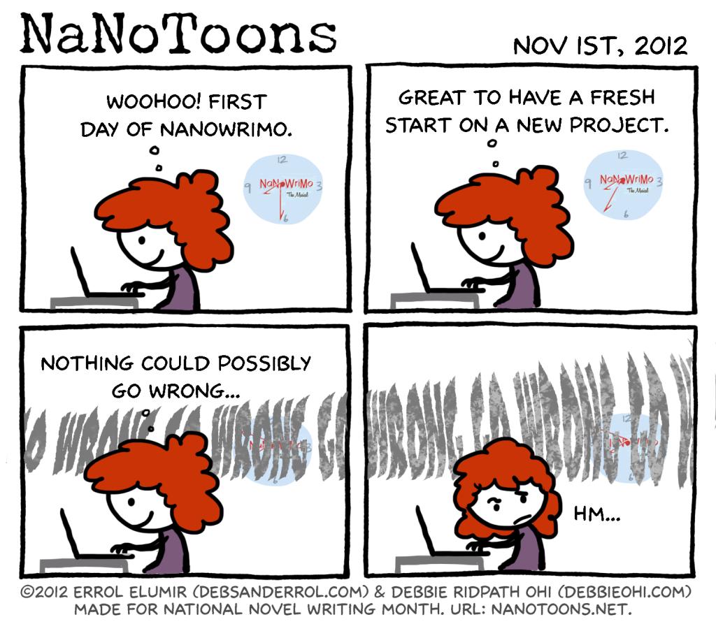 nano cartoon